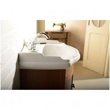 Vonios spintelė Retro 735140 su Kerasan Retro praustuvu 69cm 3