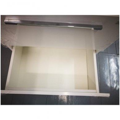 Vonios spintelė SOFT ONIX su praustuvu 5
