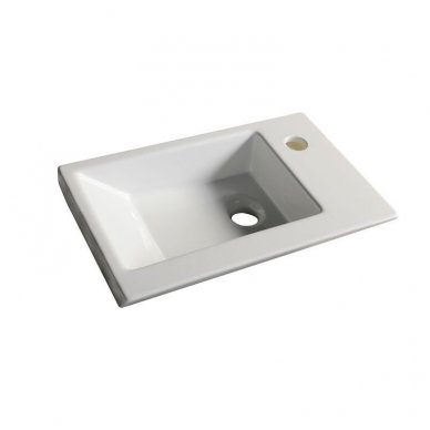 Vonios spintelė su praustuvu Aqualine ZOJA 2