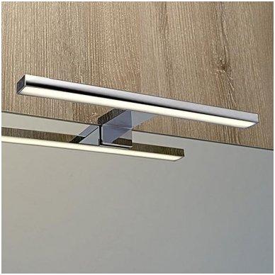 Vonios veidrodžio šviestuvas SERAPA LED 5W 30x5x10cm 2