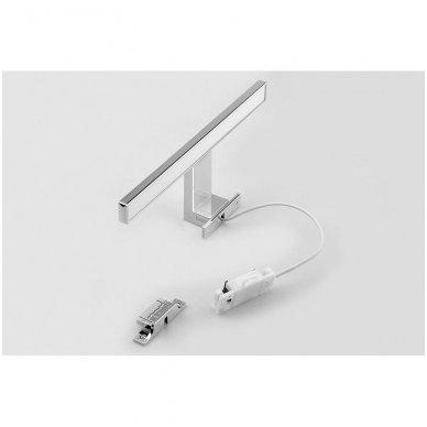 Vonios veidrodžio šviestuvas SERAPA LED 5W 30x5x10cm 3