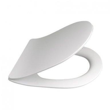 Komplektas WERIT potinkinis rėmas su mygtuku + BRILLA Rimless pakabinamas wc su lėtaeigiu dangčiu 10
